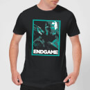 avengers-endgame-war-machine-poster-men-s-t-shirt-black-m-schwarz