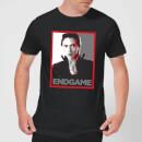 avengers-endgame-black-widow-poster-men-s-t-shirt-black-s-schwarz