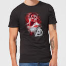 avengers-endgame-hulk-brushed-herren-t-shirt-schwarz-3xl-schwarz