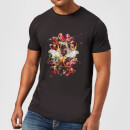 avengers-endgame-distressed-thanos-herren-t-shirt-schwarz-4xl-schwarz
