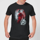 avengers-endgame-nebula-brushed-herren-t-shirt-schwarz-m-schwarz