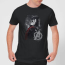 avengers-endgame-thor-brushed-herren-t-shirt-schwarz-3xl-schwarz