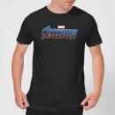 avengers-endgame-logo-herren-t-shirt-schwarz-xl-schwarz