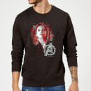 avengers-endgame-schwarz-widow-brushed-sweatshirt-schwarz-5xl-schwarz