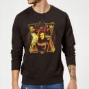 avengers-endgame-distressed-sunburst-sweatshirt-schwarz-4xl-schwarz