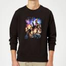 avengers-endgame-character-montage-sweatshirt-schwarz-s-schwarz
