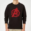 avengers-endgame-shattered-logo-sweatshirt-black-s-schwarz