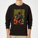 marvel-avengers-black-panther-collage-sweatshirt-black-xl-schwarz