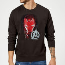 avengers-endgame-iron-man-brushed-sweatshirt-schwarz-s-schwarz
