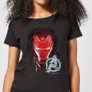 avengers-endgame-iron-man-brushed-women-s-t-shirt-black-s-schwarz