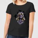 avengers-endgame-warlord-thanos-damen-t-shirt-schwarz-4xl-schwarz