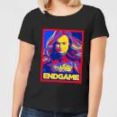 avengers-endgame-captain-marvel-poster-women-s-t-shirt-black-4xl-schwarz, 17.99 EUR @ sowaswillichauch-de