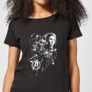 avengers-endgame-mono-heroes-damen-t-shirt-schwarz-xl-schwarz