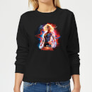 captain-marvel-poster-women-s-sweatshirt-black-xl-schwarz