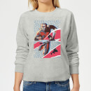 marvel-avengers-antman-and-wasp-collage-women-s-sweatshirt-grey-3xl-grau