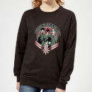 captain-marvel-take-a-risk-women-s-sweatshirt-black-xl-schwarz