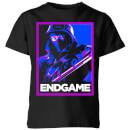 avengers-endgame-ronin-poster-kids-t-shirt-black-5-6-jahre-schwarz