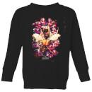 avengers-endgame-splatter-kids-sweatshirt-schwarz-11-12-jahre-schwarz
