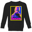 avengers-endgame-nebula-poster-kids-sweatshirt-black-5-6-jahre-schwarz