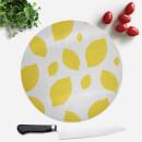 lemon-pattern-round-chopping-board
