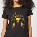 shazam-lightning-silhouette-women-s-t-shirt-black-5xl-schwarz, 17.49 EUR @ sowaswillichauch-de