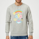 hamsta-cotton-candy-dreams-sweatshirt-grey-5xl-grau