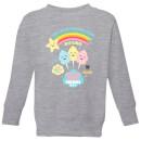 hamsta-cotton-candy-dreams-kids-sweatshirt-grey-3-4-jahre-grau