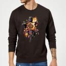 avengers-endgame-explosion-team-sweatshirt-schwarz-4xl-schwarz
