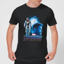 avengers-endgame-thor-suit-herren-t-shirt-schwarz-4xl-schwarz