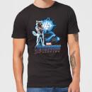 avengers-endgame-rocket-suit-herren-t-shirt-schwarz-4xl-schwarz
