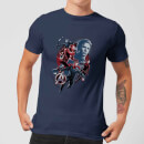 avengers-endgame-shield-team-herren-t-shirt-navy-blau-s-marineblau