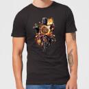 avengers-endgame-explosion-team-herren-t-shirt-schwarz-5xl-schwarz