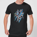 avengers-endgame-logo-team-herren-t-shirt-schwarz-l-schwarz