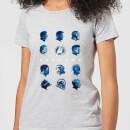 avengers-endgame-heads-damen-t-shirt-grau-xl-grau