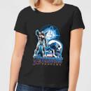 avengers-endgame-war-machine-suit-damen-t-shirt-schwarz-m-schwarz