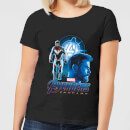 avengers-endgame-thor-suit-damen-t-shirt-schwarz-4xl-schwarz
