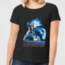 avengers-endgame-iron-man-suit-damen-t-shirt-schwarz-s-schwarz