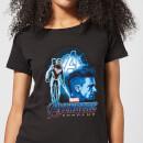 avengers-endgame-hawkeye-suit-damen-t-shirt-schwarz-4xl-schwarz