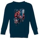 avengers-endgame-shield-team-kids-sweatshirt-grau-3-4-jahre-grau