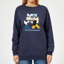 popeye-popeye-vs-brutus-women-s-sweatshirt-navy-m-marineblau