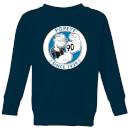 popeye-popeye-90th-kids-sweatshirt-navy-11-12-jahre-marineblau