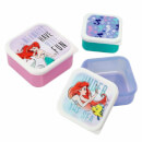 Funko Homeware Disney The Little Mermaid Under the Sea Plastic Storage Set