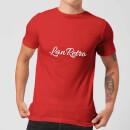 lanre-retro-lanretro-men-s-t-shirt-red-s-rot