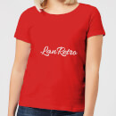 lanre-retro-lanretro-women-s-t-shirt-red-xs-rot