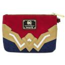 Loungefly DC Comics Wonder Woman Faux Leather Wristlet