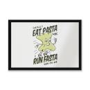 eat-pasta-run-fasta-entrance-mat
