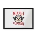 sloth-running-team-entrance-mat