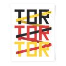 tor-tor-tor-art-print-a3, 11.99 EUR @ sowaswillichauch-de