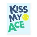 kiss-my-ace-art-print-a4