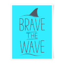 brave-the-wave-art-print-a4